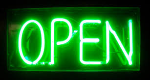 YES!!! we are open -